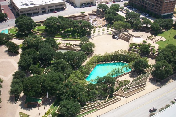 Fort Worth Water Gardens WITNESS THIS