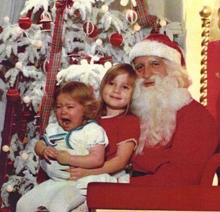 Scared of Santa | Funny, Weird, and Scary Santa Pics & Vids - CreepySantaPhotos.com-2