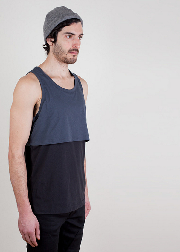 Acne Dolph Vest, Black – Voo Store
