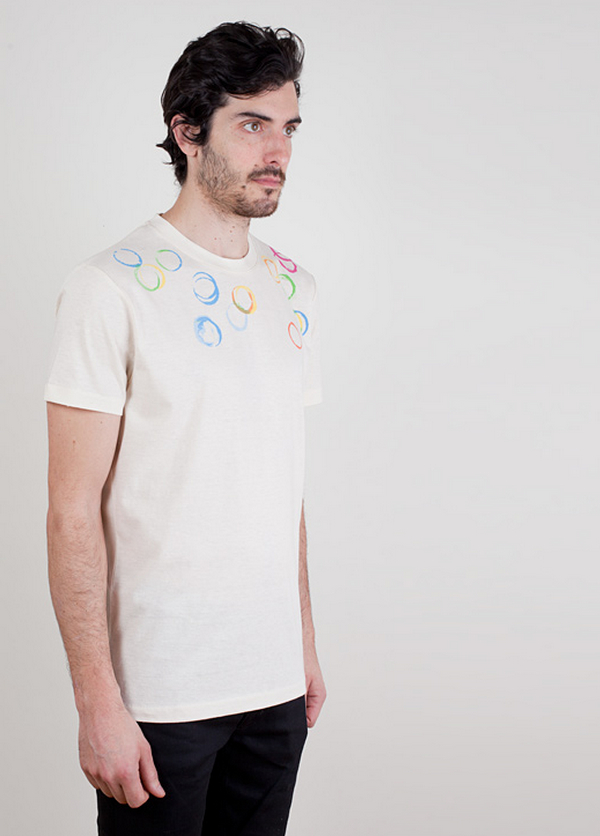 Carven Confetti T-Shirt, Ivory – Voo Store