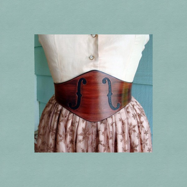 Contrived To Charm Note Belt