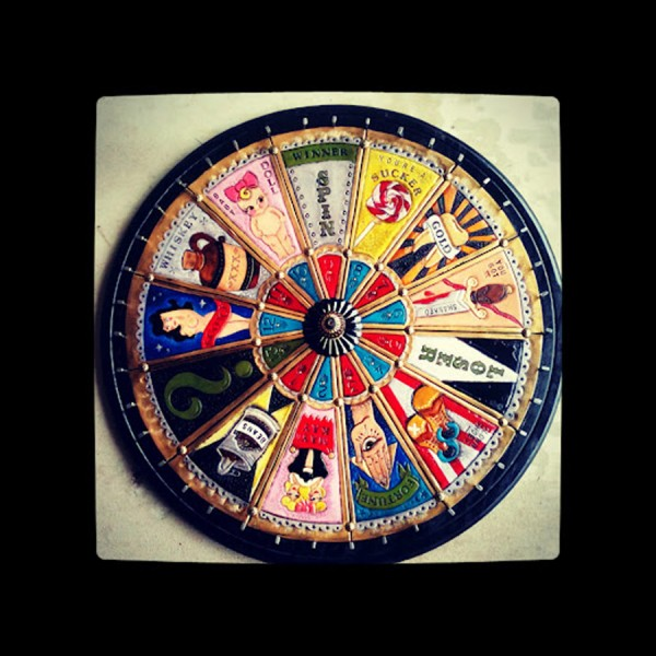Contrived To Charm Wheel