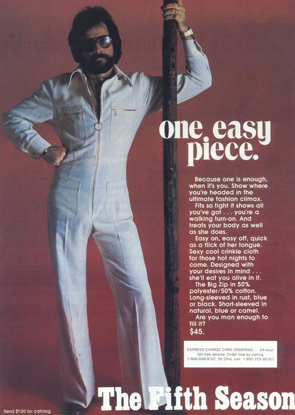 mens jump suit