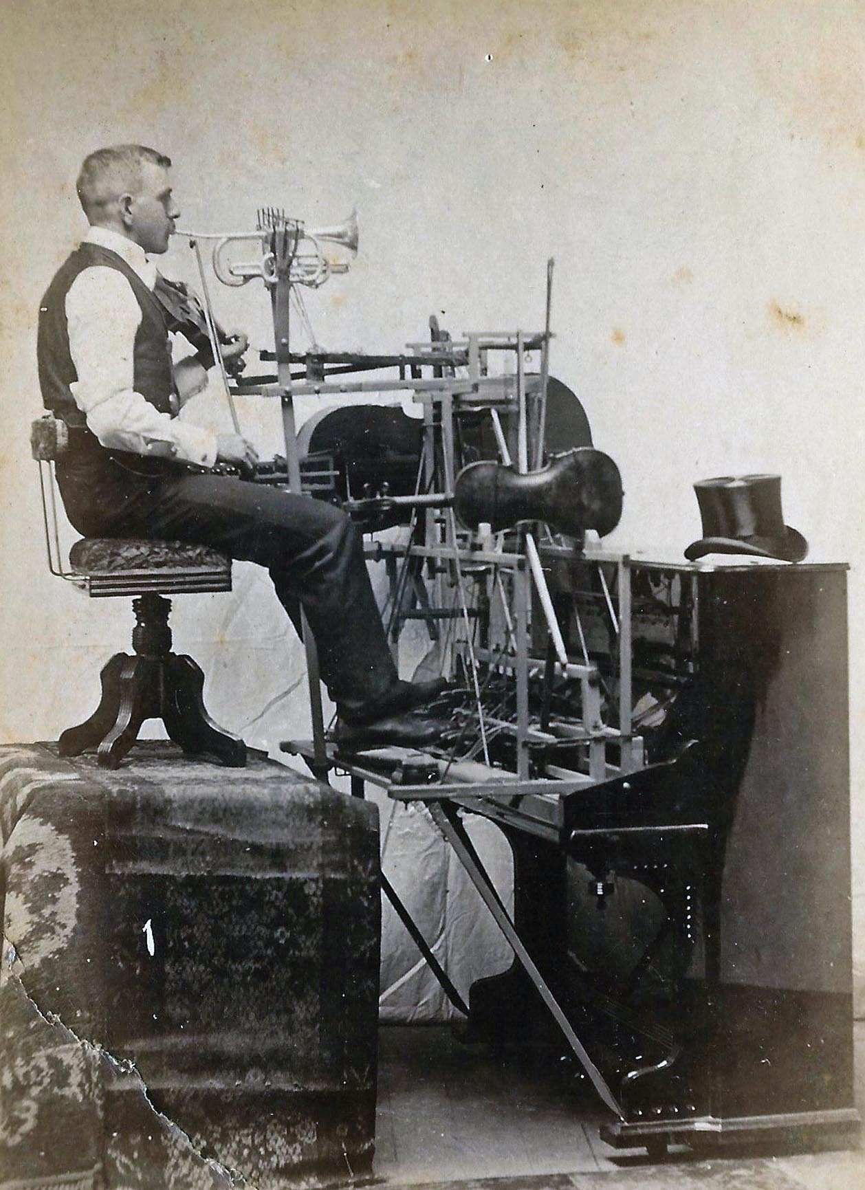 one-man_Band_1800s