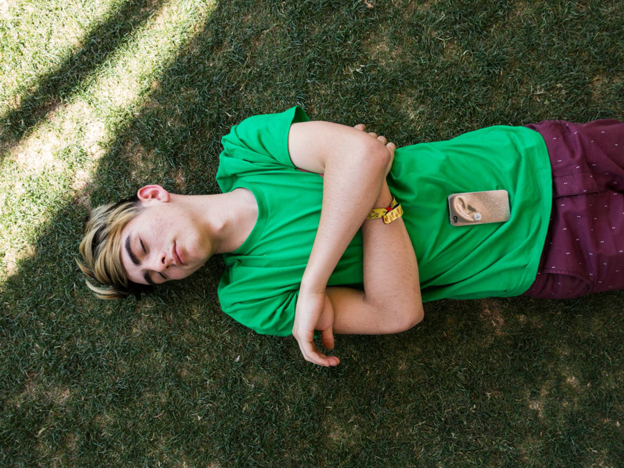 sleeping with coachella photography by Bil_Zelman