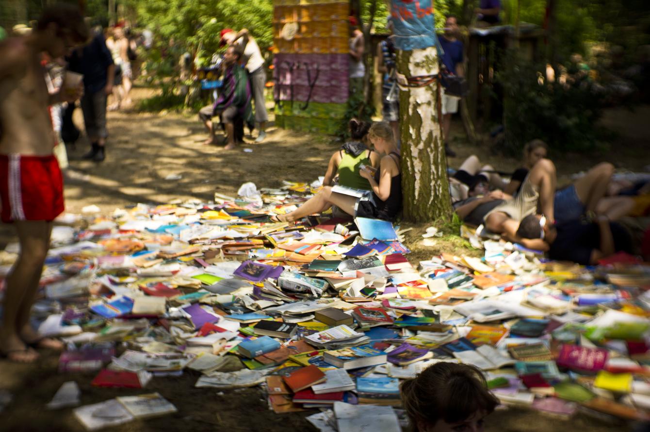 festival 2014 installation art