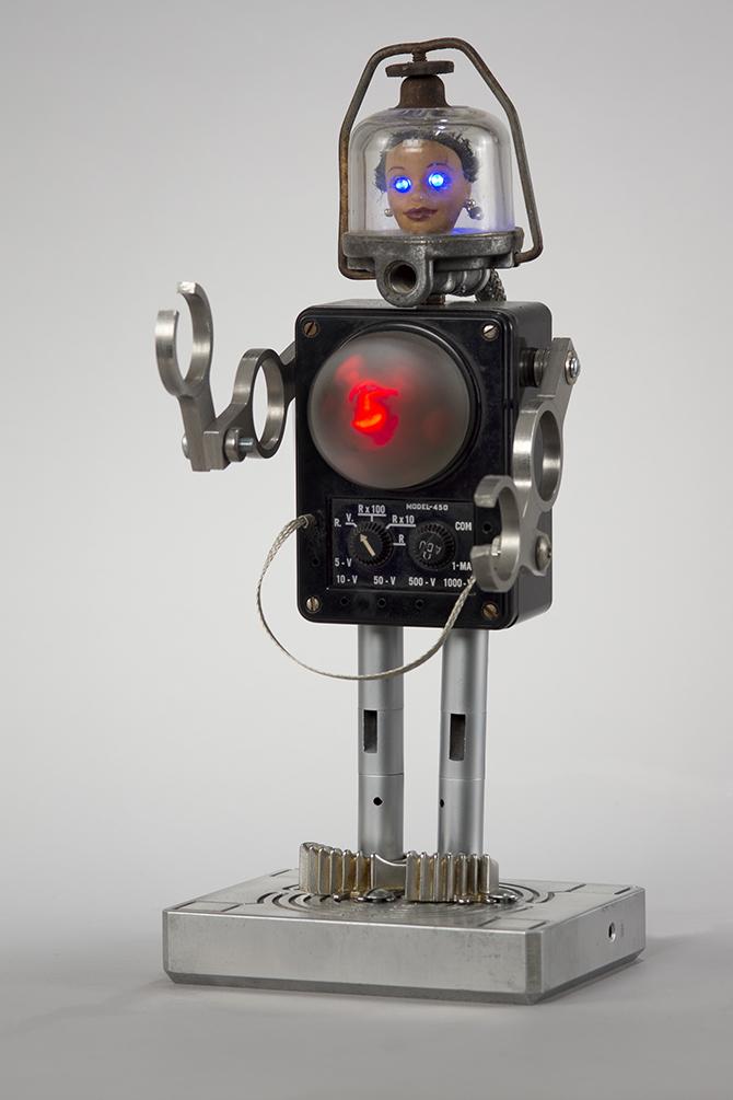 Talbotics Robot Art Sculpture
