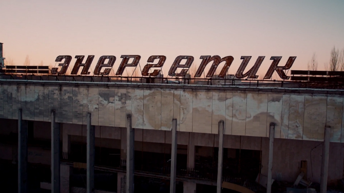 Chernobyl drone video The Fallout by AeroCine