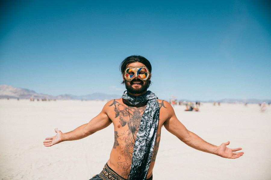 burning man 2015 by galen oakes
