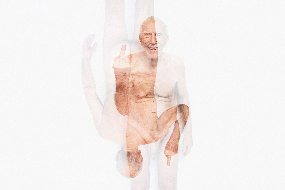 365 days nude photo project by Fernando Schlaepfer