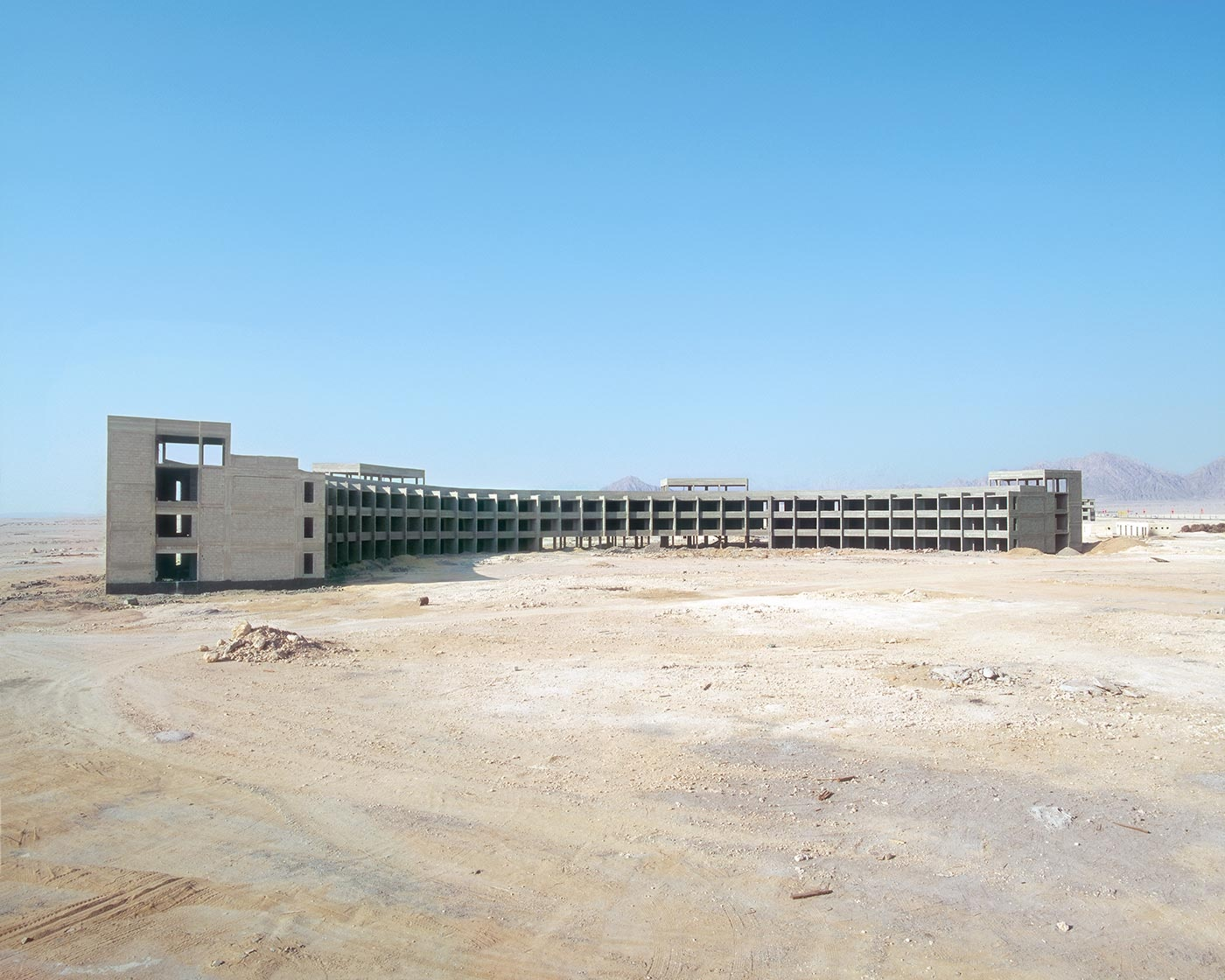 abandoned constructionsites