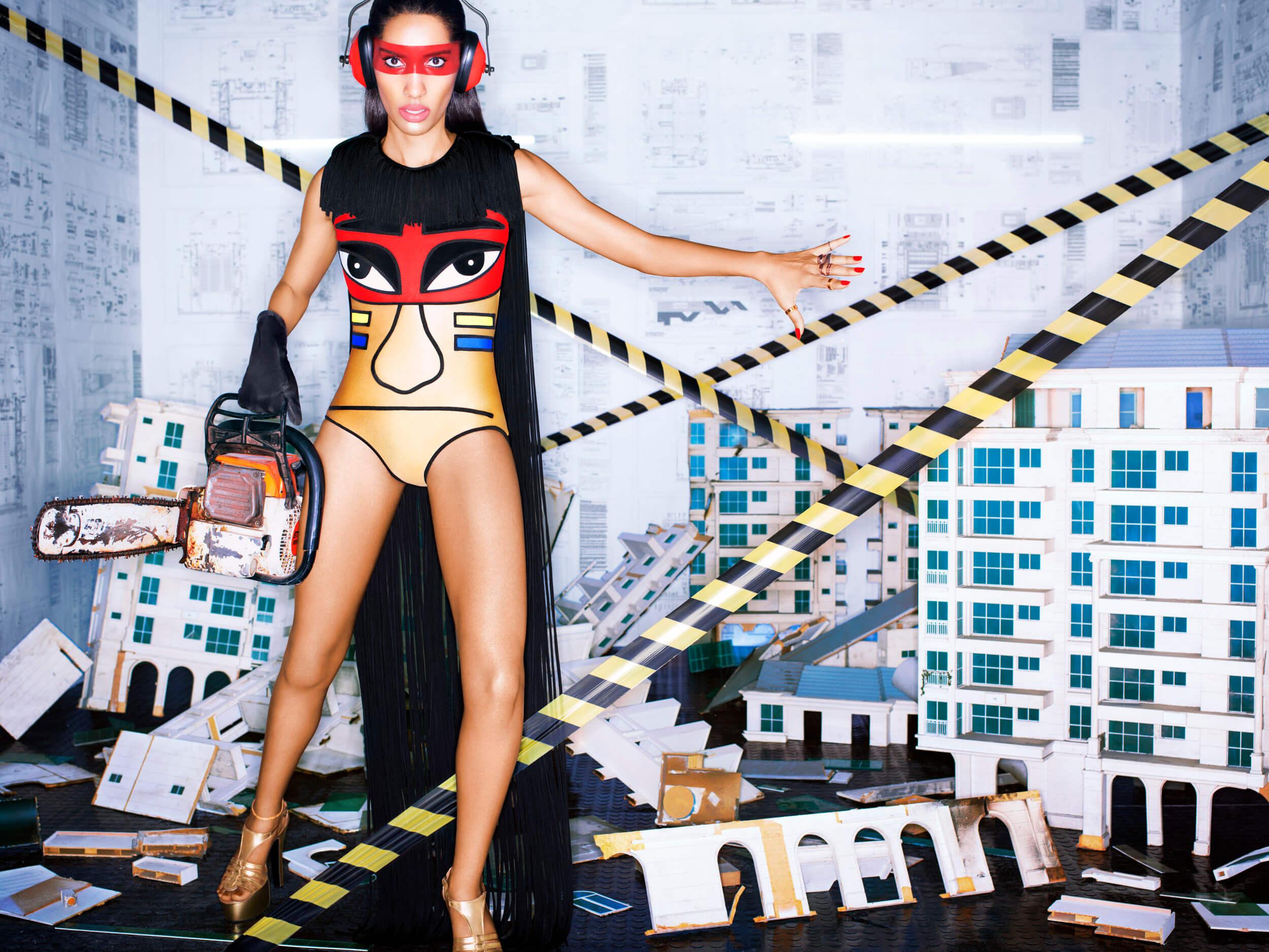 anti-human by kolor art collective rio de janeiro Fernando Cozendey Pol Kurucz