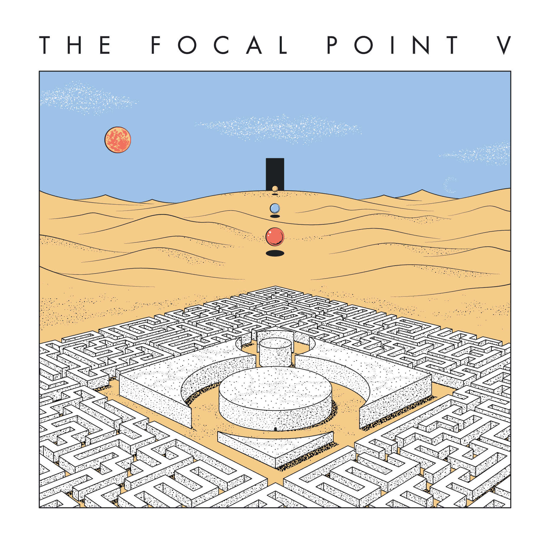 Mike Shannon The FOCAL POINT Vol. V
