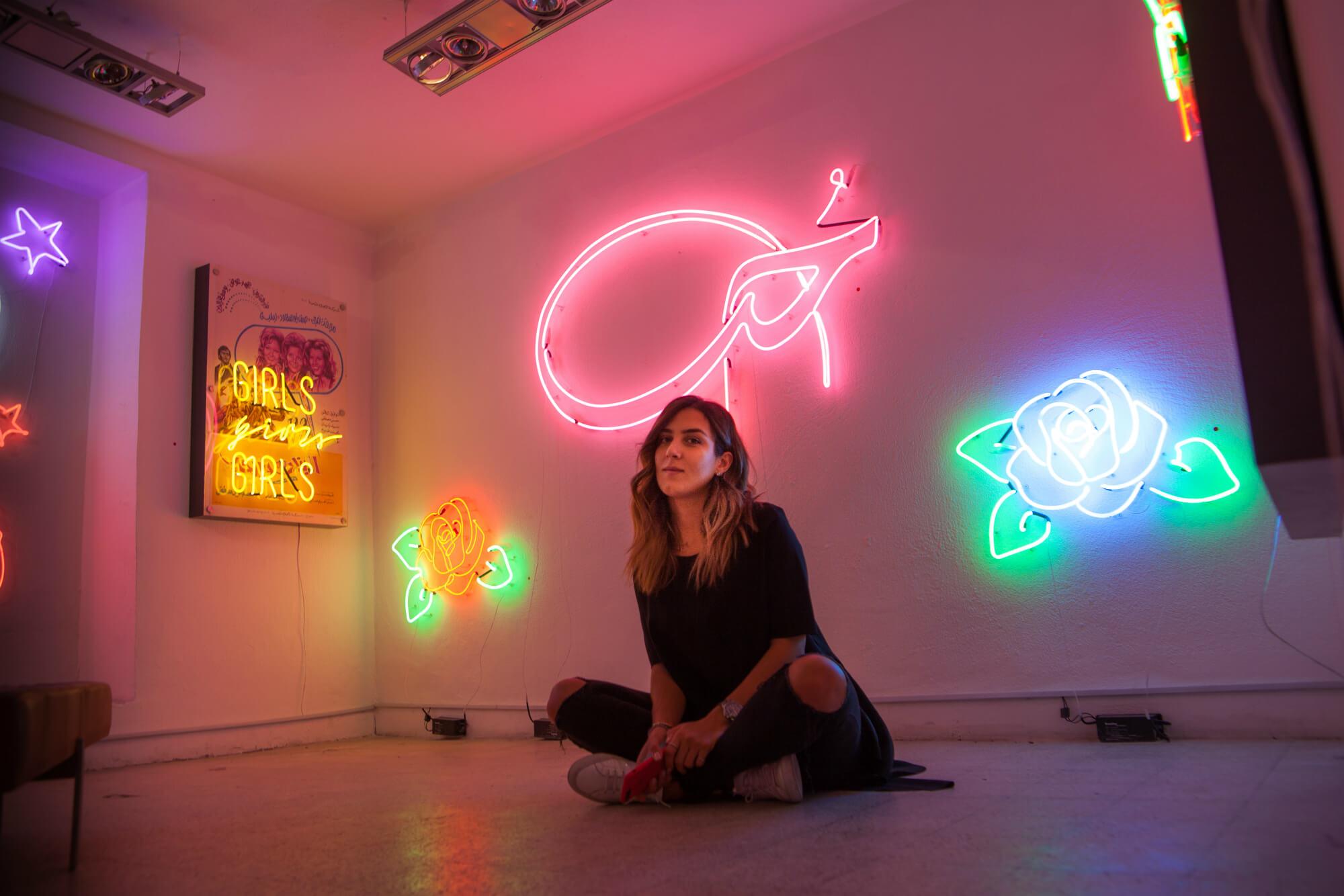 lamba neon