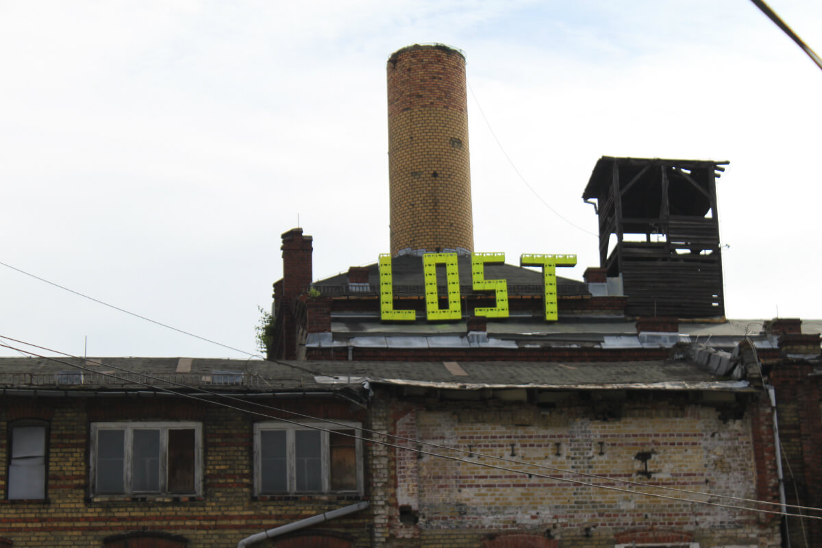 LOST 48-Hour Art Festival Berlin