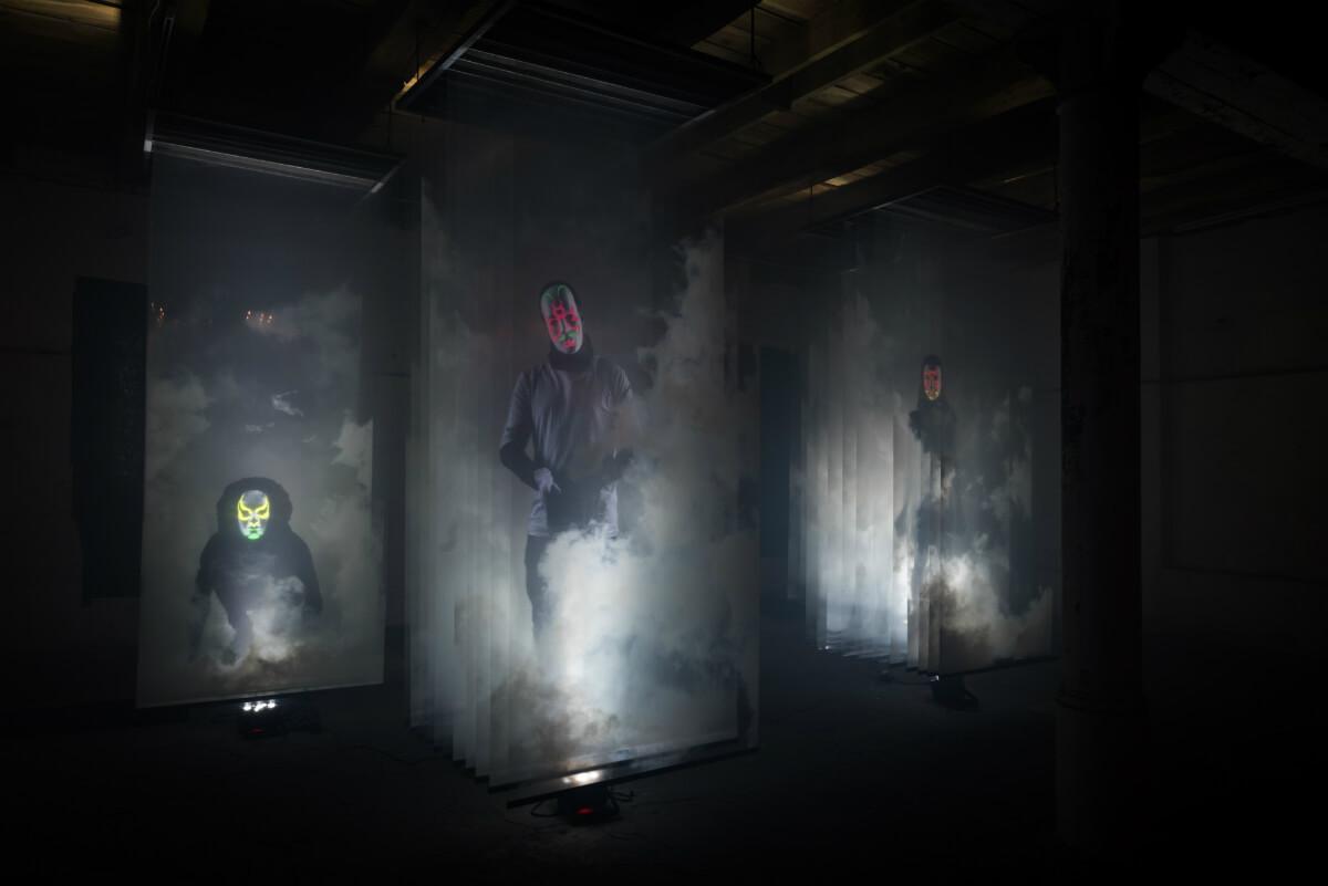 Sven Sauer KAMI installation