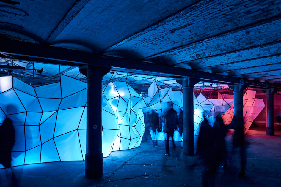 Isabelle Tellié @ LOST art festival Berlin